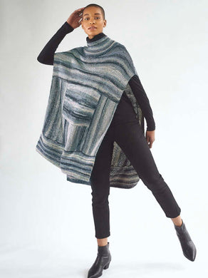 What to Make Wednesday - Marjoram Poncho Knit Along