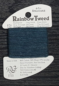 Rainbow Tweed