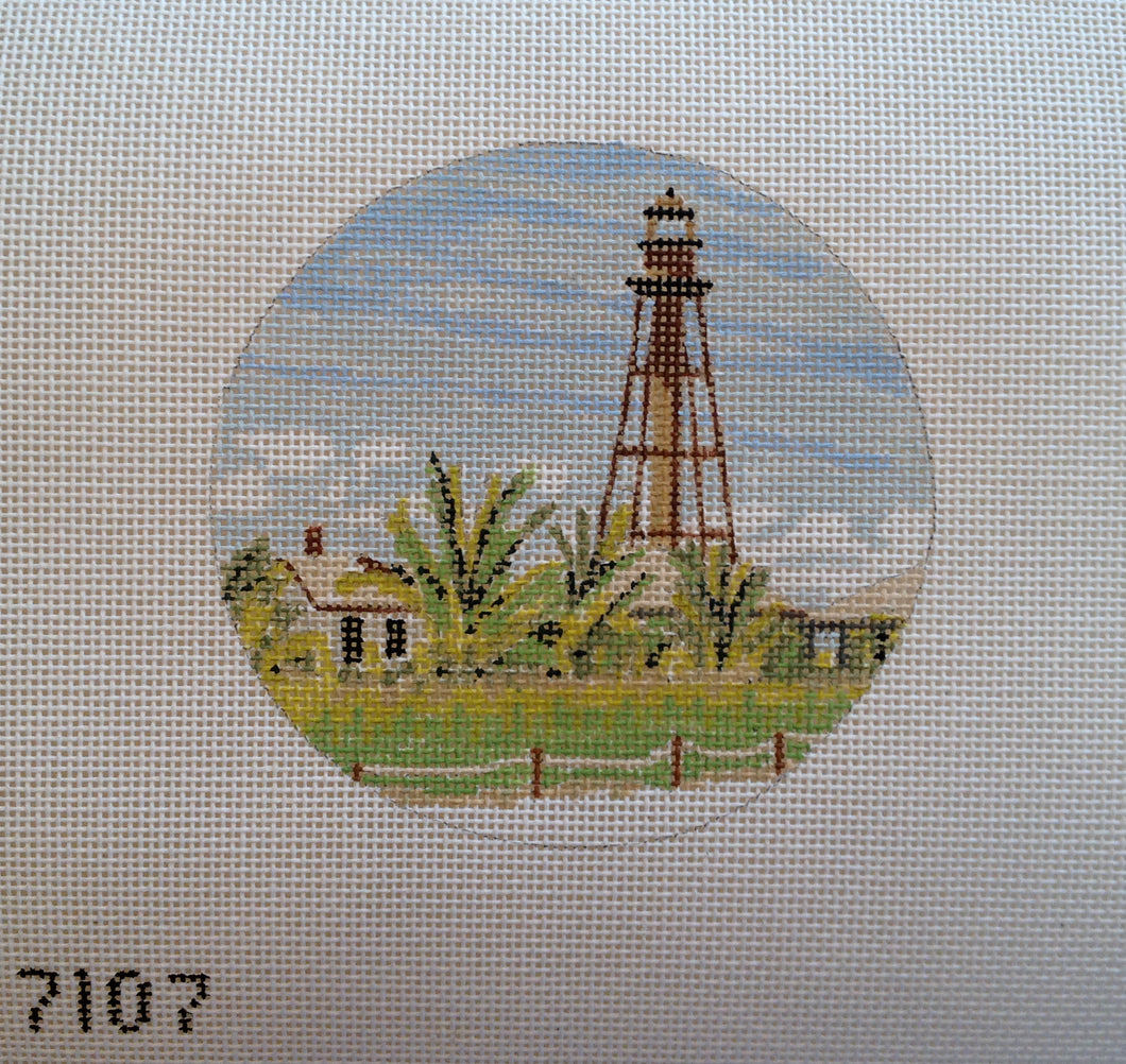 7107 - Sanibel Island Light