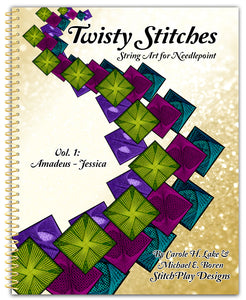 Twisty Stitches - Volume One