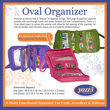 Oval Organizer (contents not included)