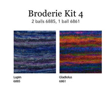 Mother's Day Broderie Kits