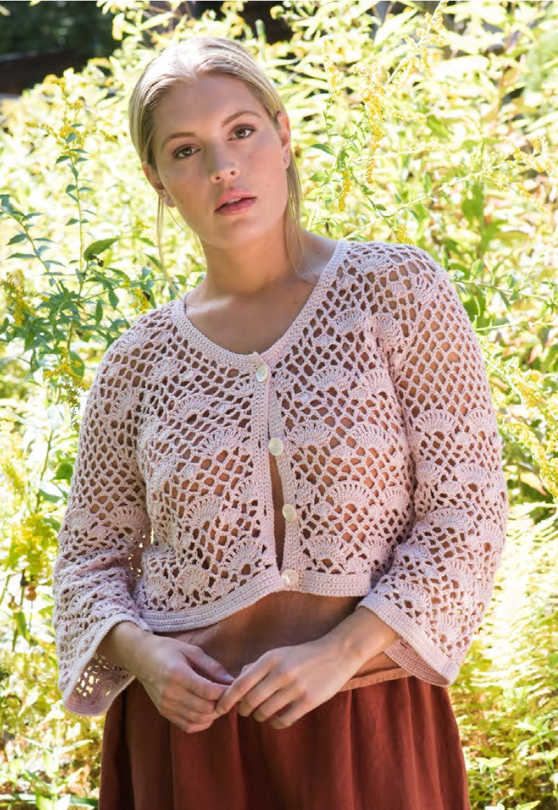 Berroco Tucker Crochet Pattern