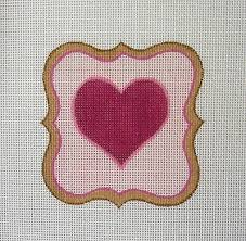 HO-1009 or 1010 Sugar Cookie Heart