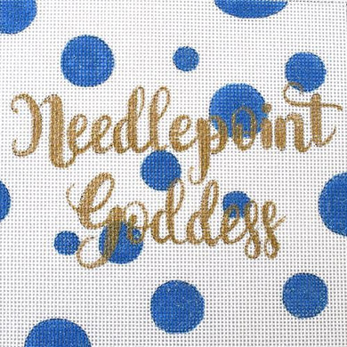 APBU07: Needlepoint Goddess 18M