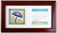 Personal Perpetual Calendar - Self Finishing Needlepoint Kit