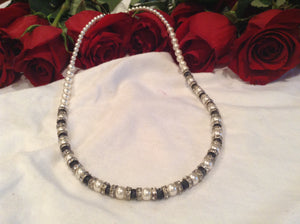 "Pearl Necklace (18"")"