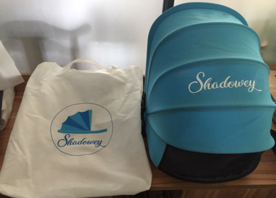 The Shadowey™ Beach Bag