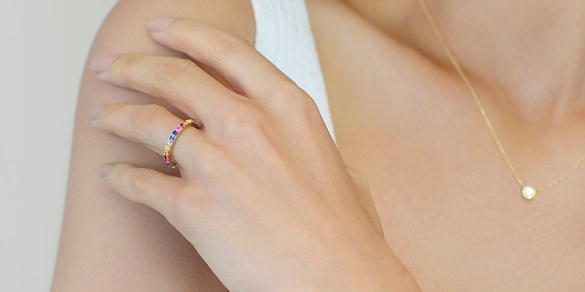 Sapphires & Jewelry: A Timeless Love Affair