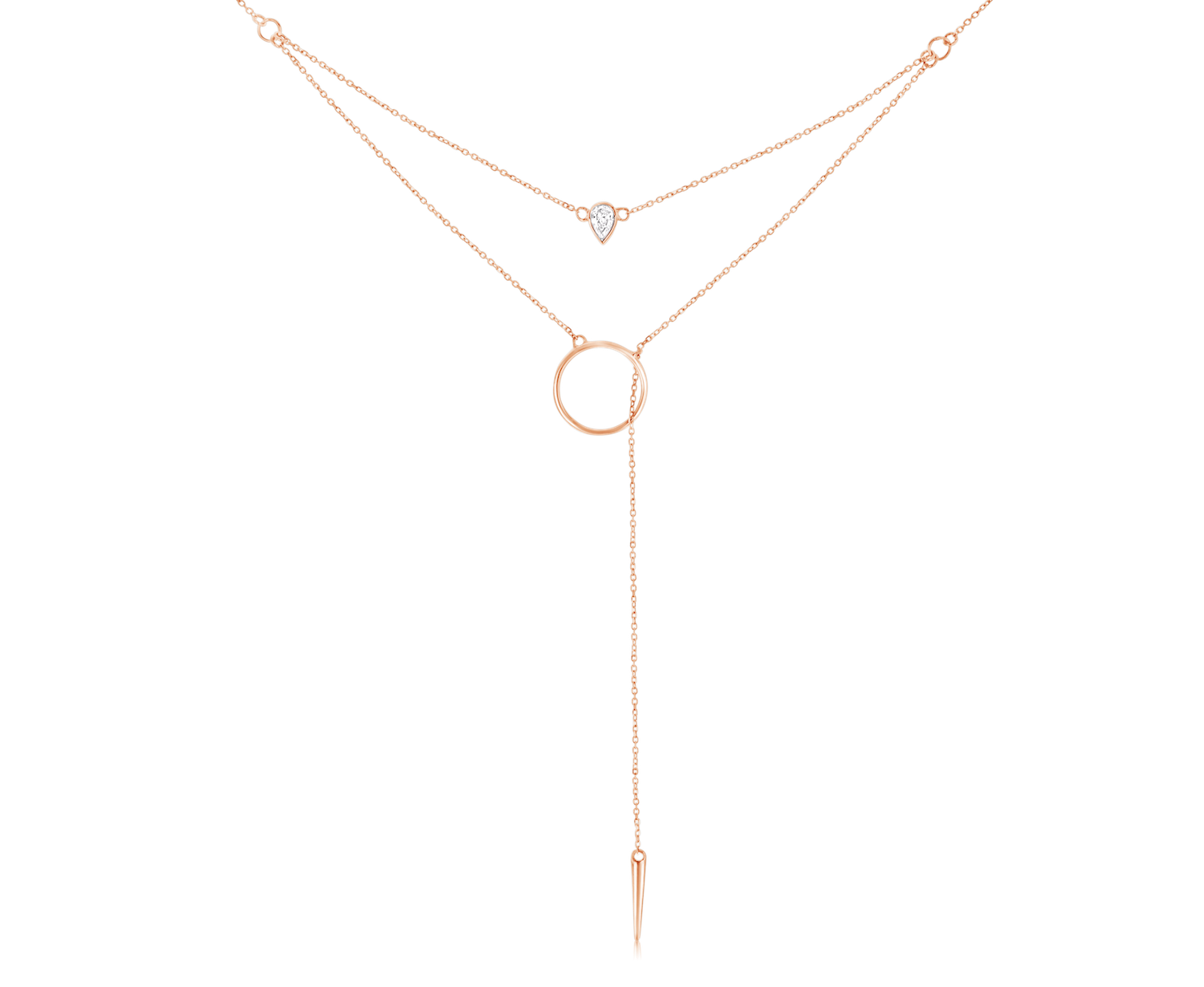 Amélie Diamond Necklace