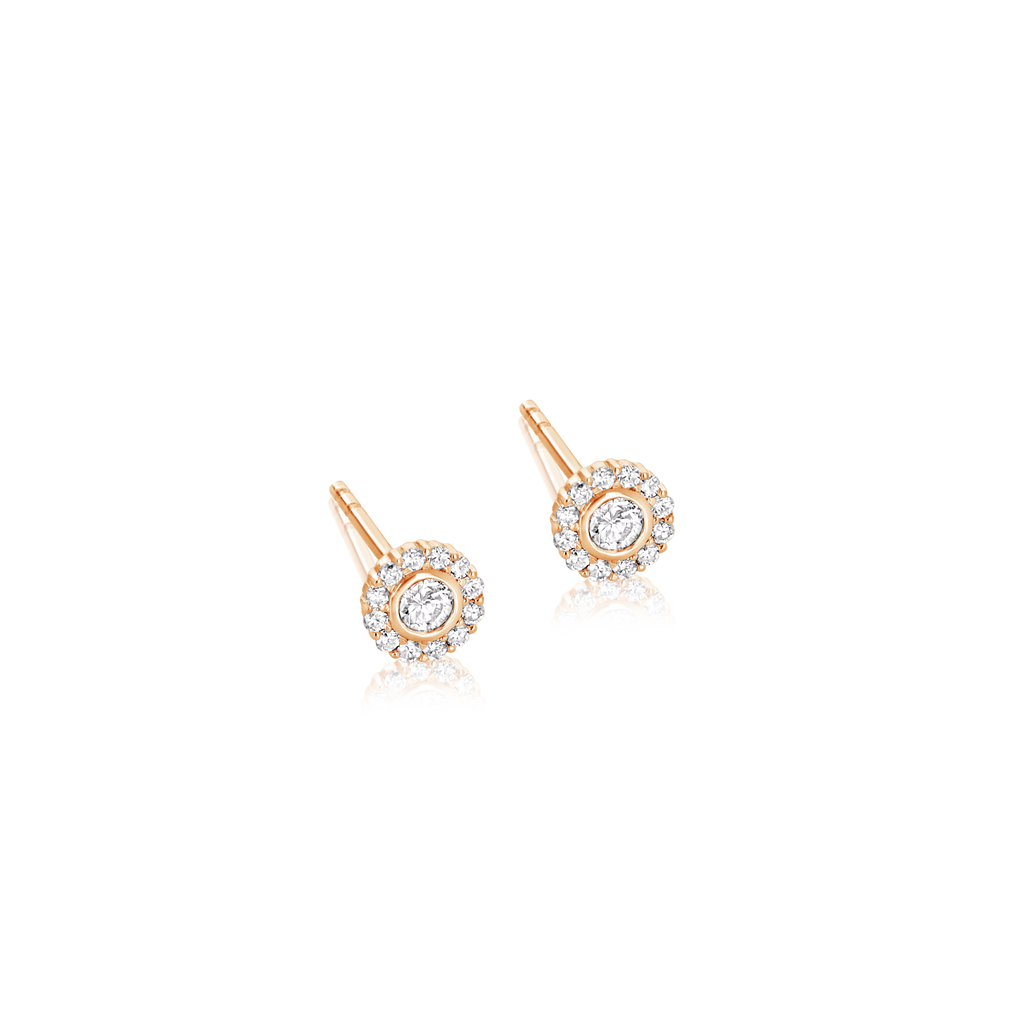 Florence Diamond Earrings