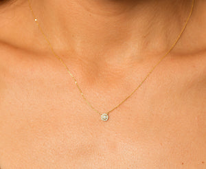 Florence Diamond Necklace