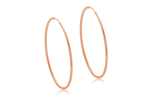 Florence Hoop Earrings