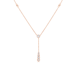 Aurora Diamond Necklace