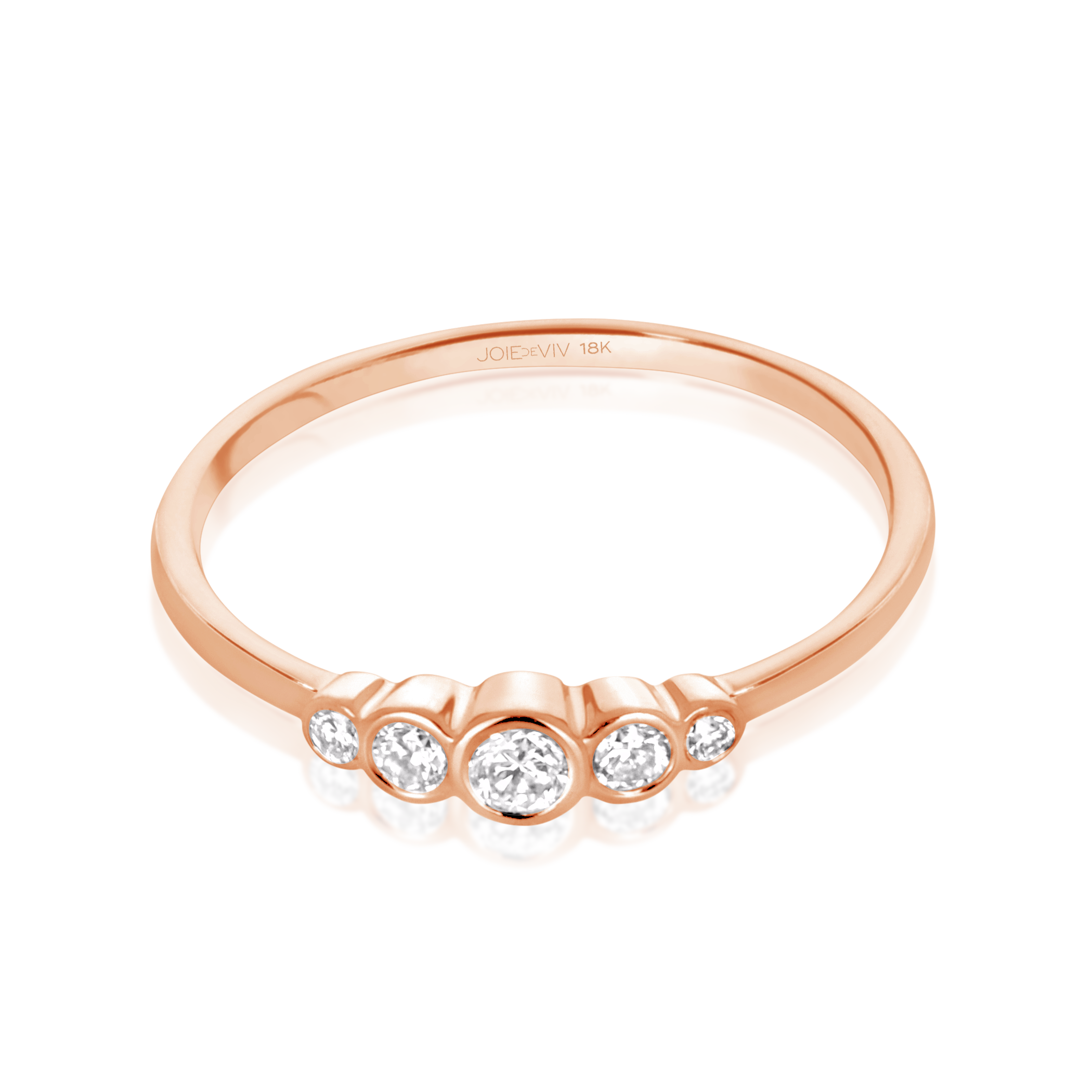 Aurora Diamond Ring