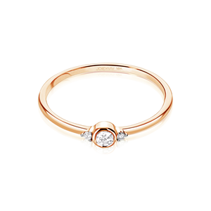 Gabriela Triple Diamond Ring