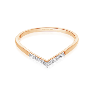 Gabriela Apex Diamond Ring