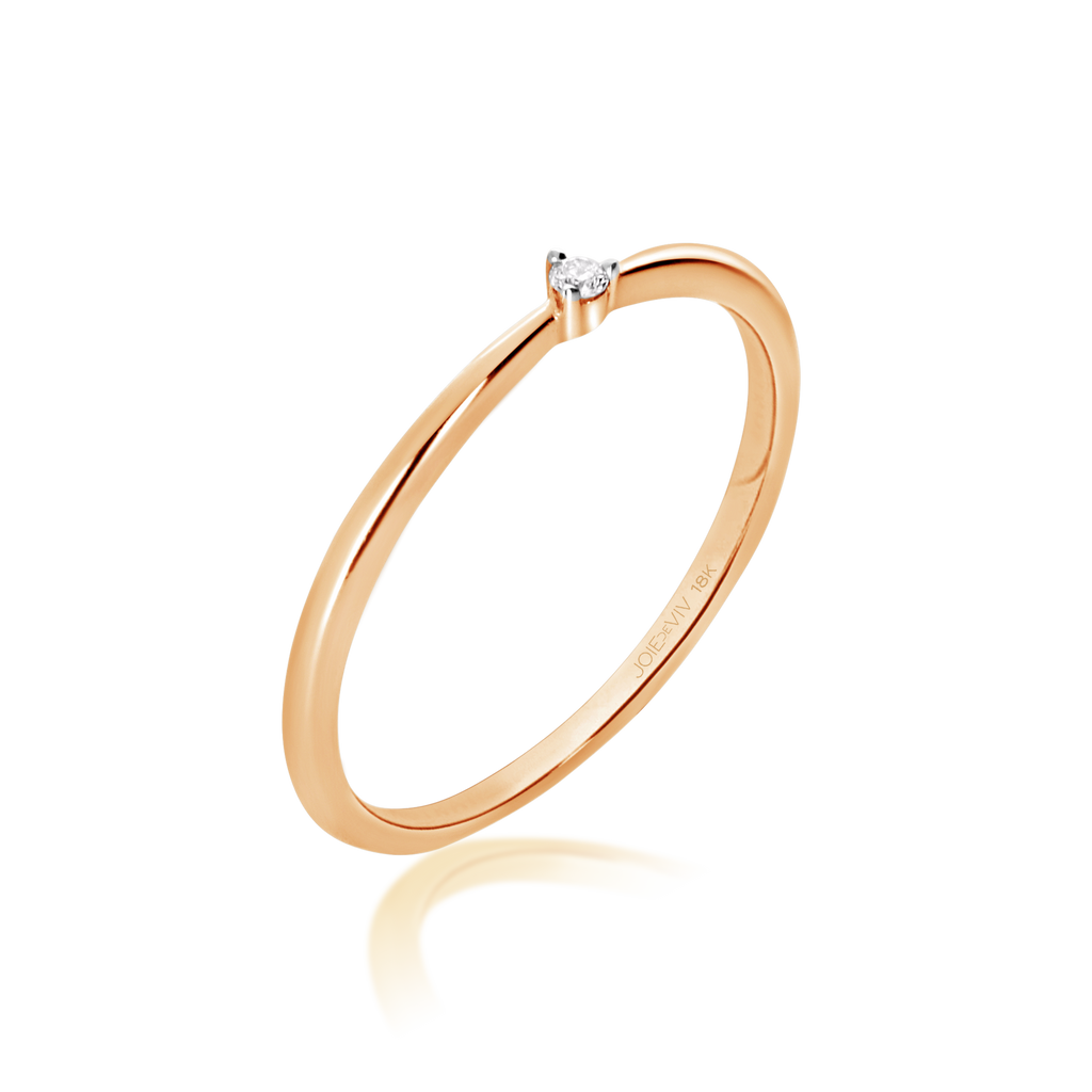 Olivia Dainty Diamond Ring