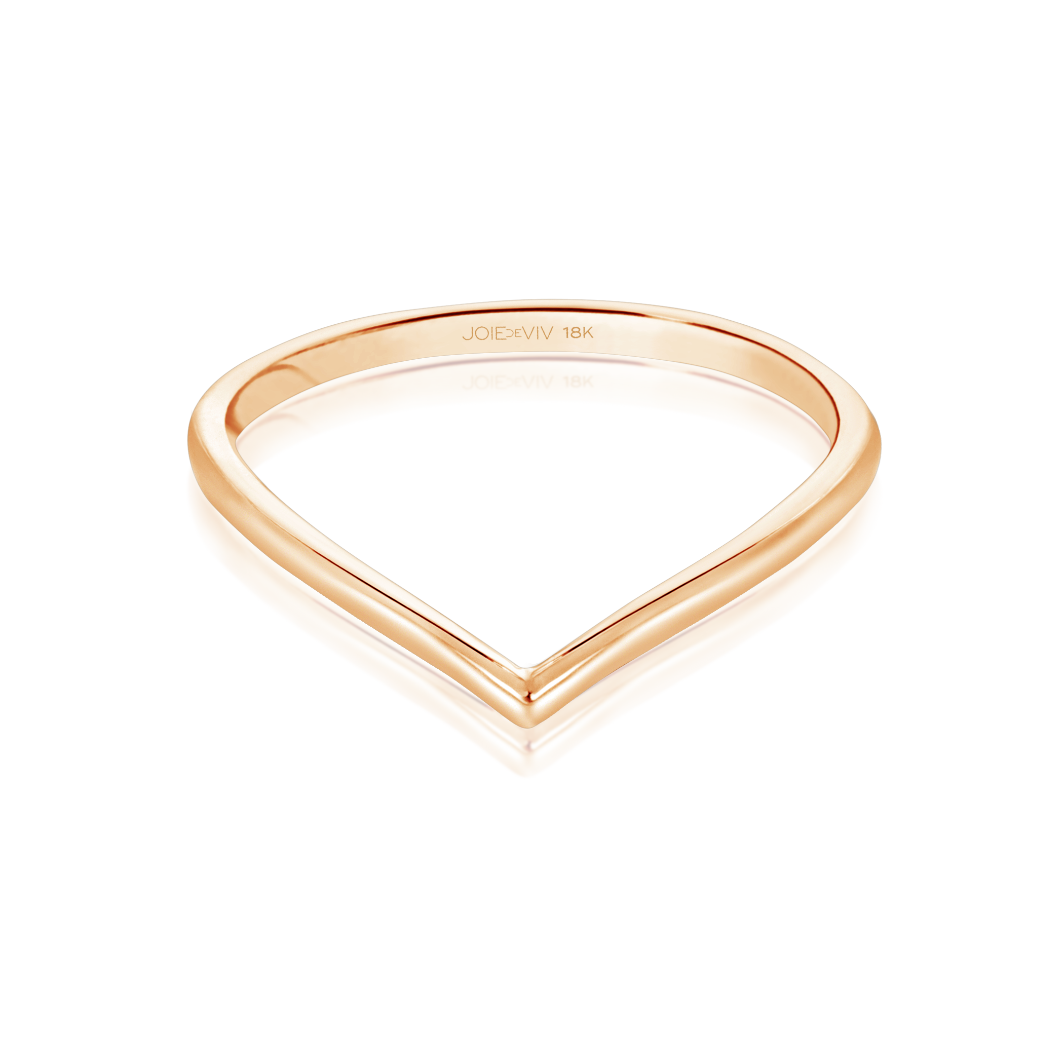 Gabriela Apex Gold Ring