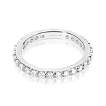 Aurora 1ct Diamond Eternity Band