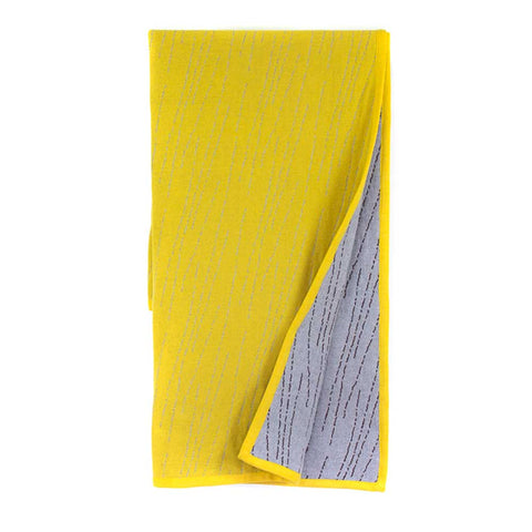 Il Pleut throw blanket - Limited edition