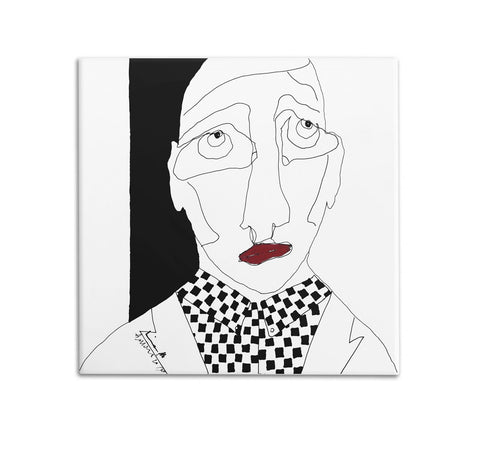 Kiasmo + Antonio Marras - Loving XII tile