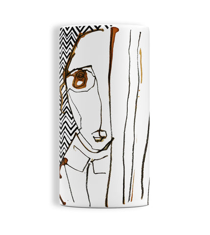 Kiasmo + Antonio Marras - Friends III Vase