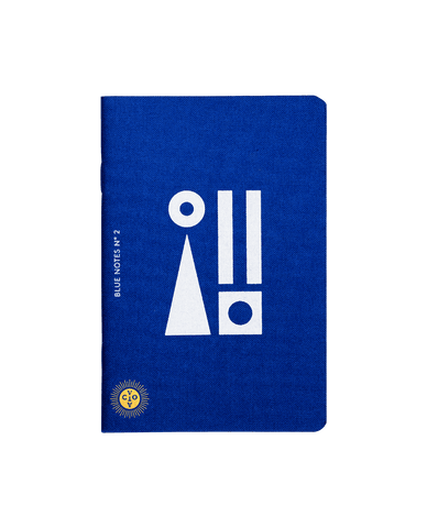 Passport Blue Notes Nº 2