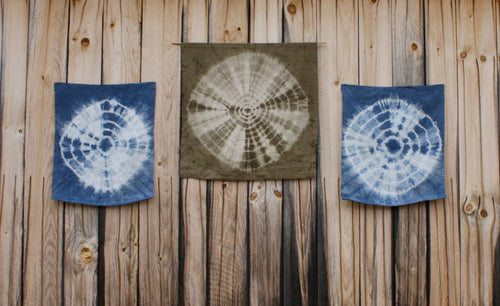 Concentric Circles Banner