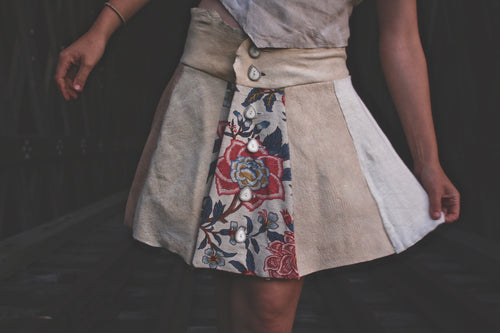 White Tail Wanderer Skirt