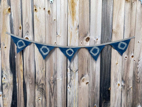 Blue Loom Bliss Banners