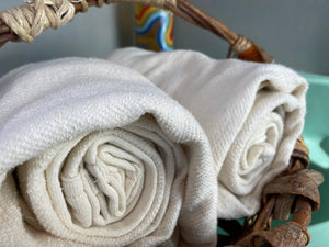 Hemp Terry Towel Blanket