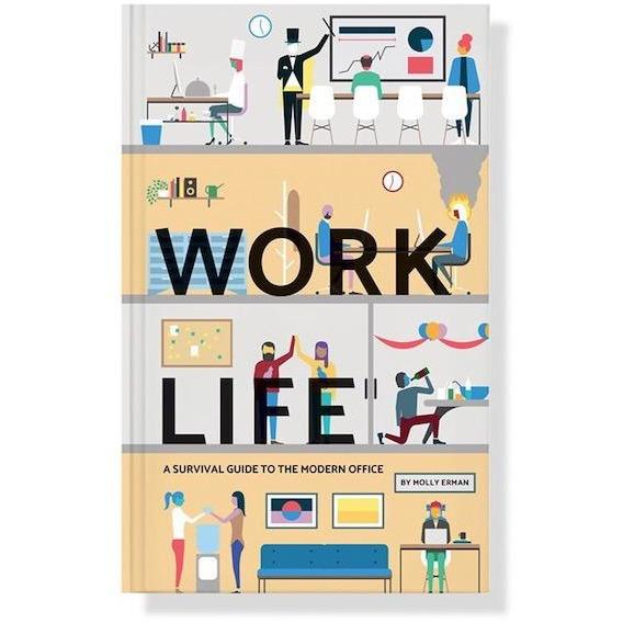 """Work Life: A Survival Guide to the Modern Office"" Buch (EN)"