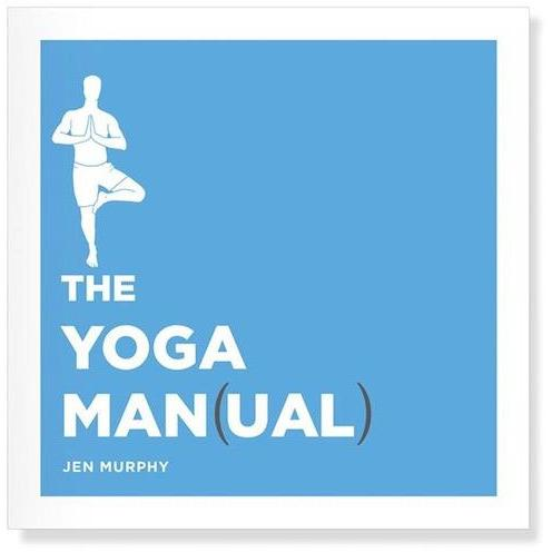 """The Yoga Man(ual)"" Buch (EN)"