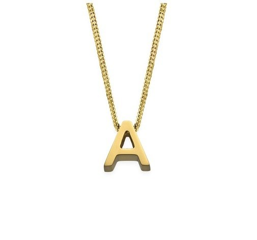 Dainty Initial(s) Necklace