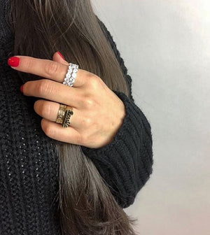 Custom Cutout Ring