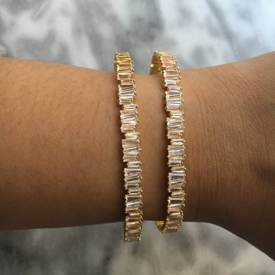 Adjustable Baguette Bracelet V1