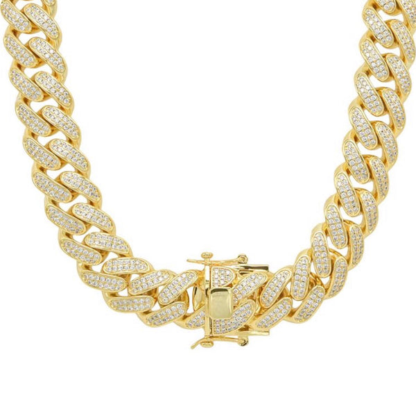 Cuban Link Chain - 18mm