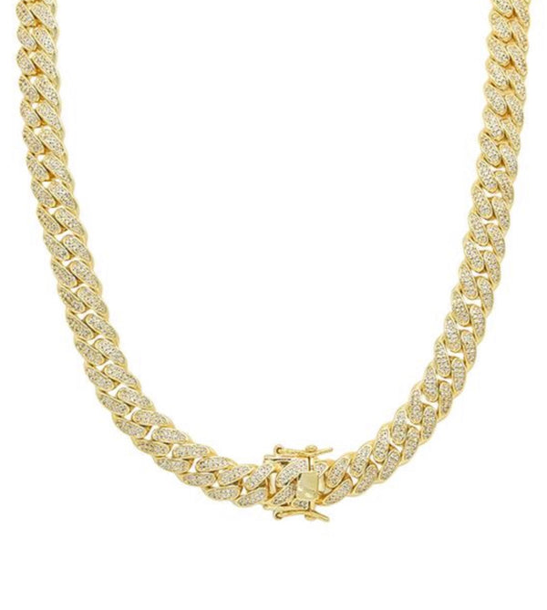 Cuban Link Chain - 9mm