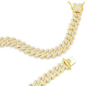 Miami Cuban Link Chain - 14mm