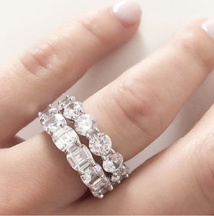 [Limited Edition] Kylie CZ Ring Elite