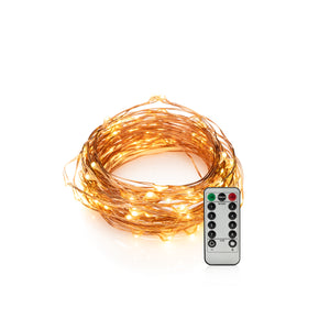 Remote Control String Lights
