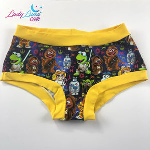 Medium Scrundies (12-14Aus) - Star Wars Muppets