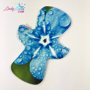10″ Light Vixen WIDE - Blue Pansy