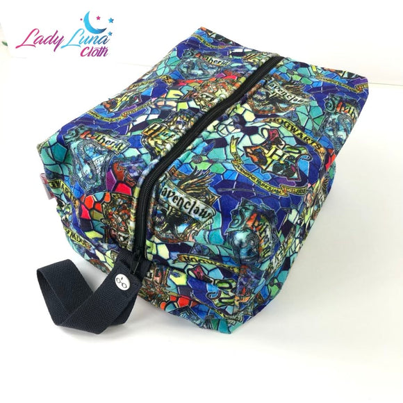 Boxxy Bag - Size 4 HP Stained Glass - Mikaela Fraine