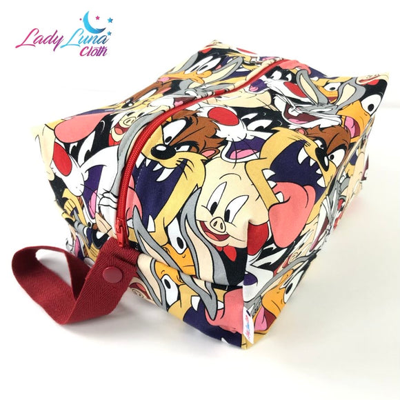 Boxxy Bag - Size 4 Looney Tunes - Christine Lau