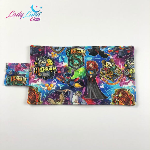 Document Wallet - HP / Disney Mashup