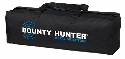 Bounty Hunter Nylon Metal Detector Carrying Bag