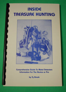 Inside Treasure Hunting by Ty Brooks