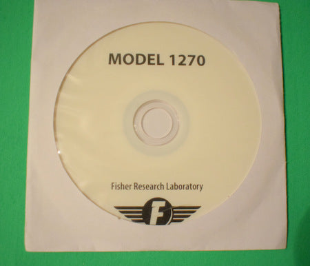 Fisher 1270 CD/ As New
